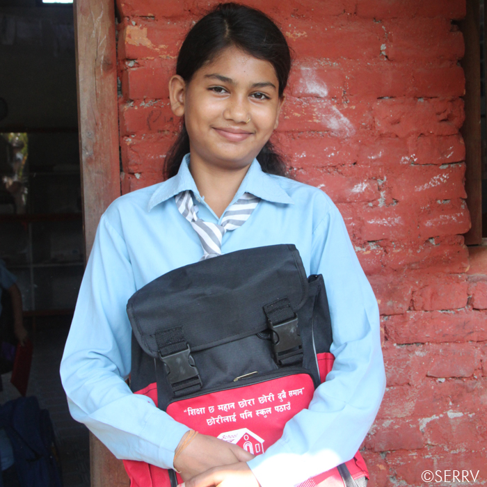 Nepal: Get Paper Cooperative's Send Your Daughter to School Program