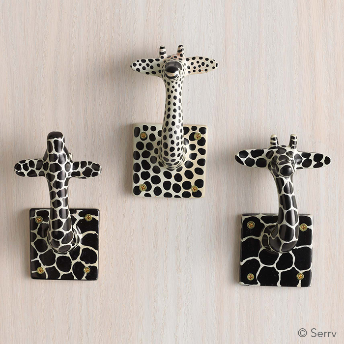 Giraffe Wall Décor