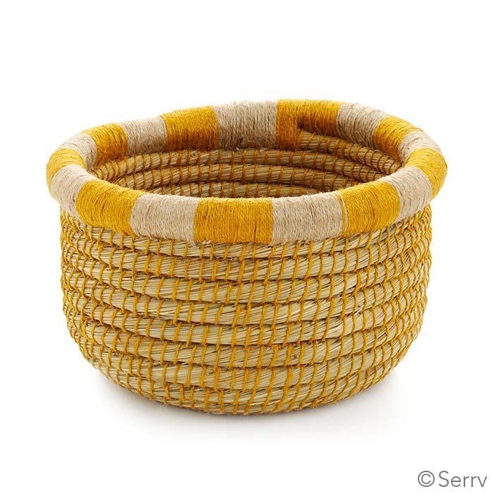 Mustard Bogra Basket