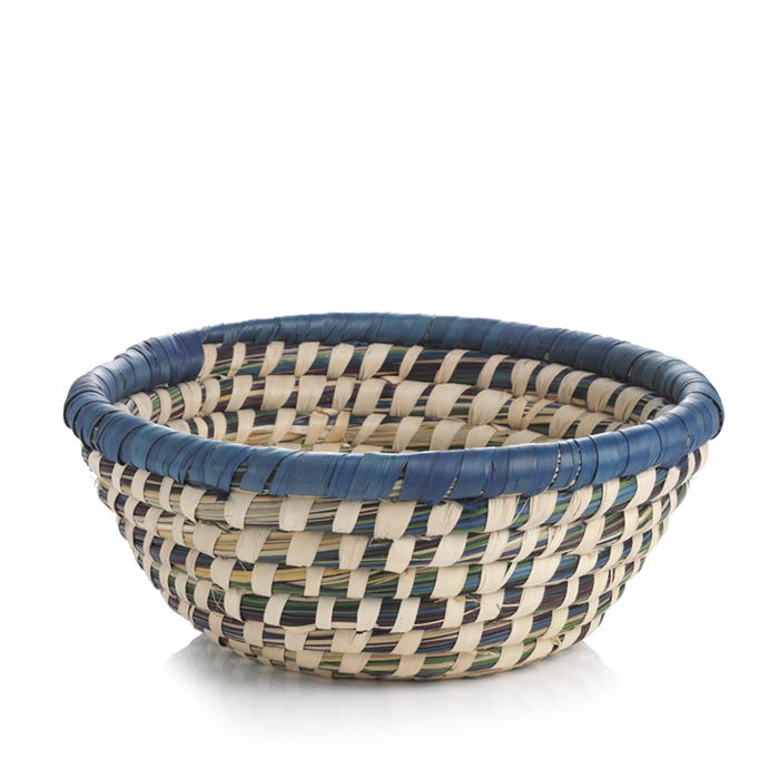 Seaside Round Kaisa Grass Basket