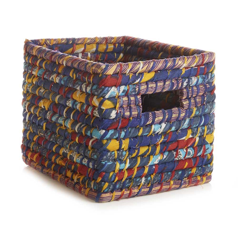 Small Chindi Wrap Basket