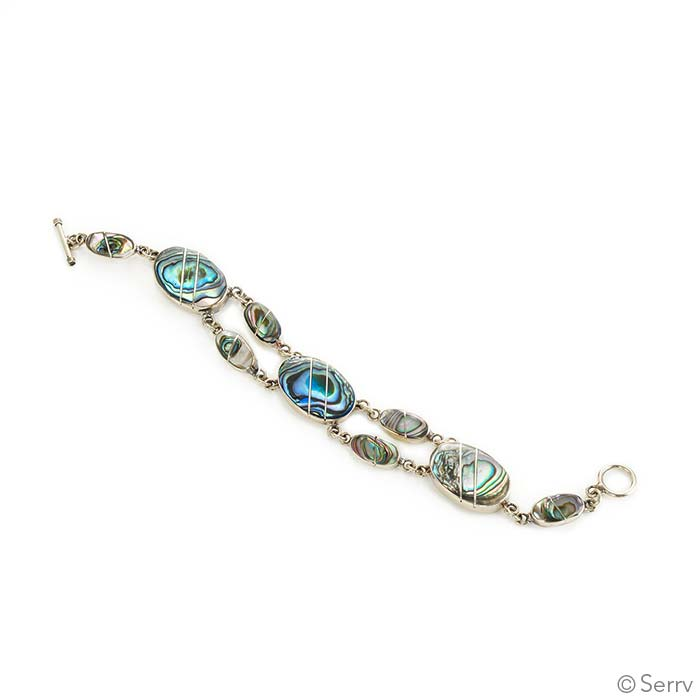 Abalone Boho Bracelet