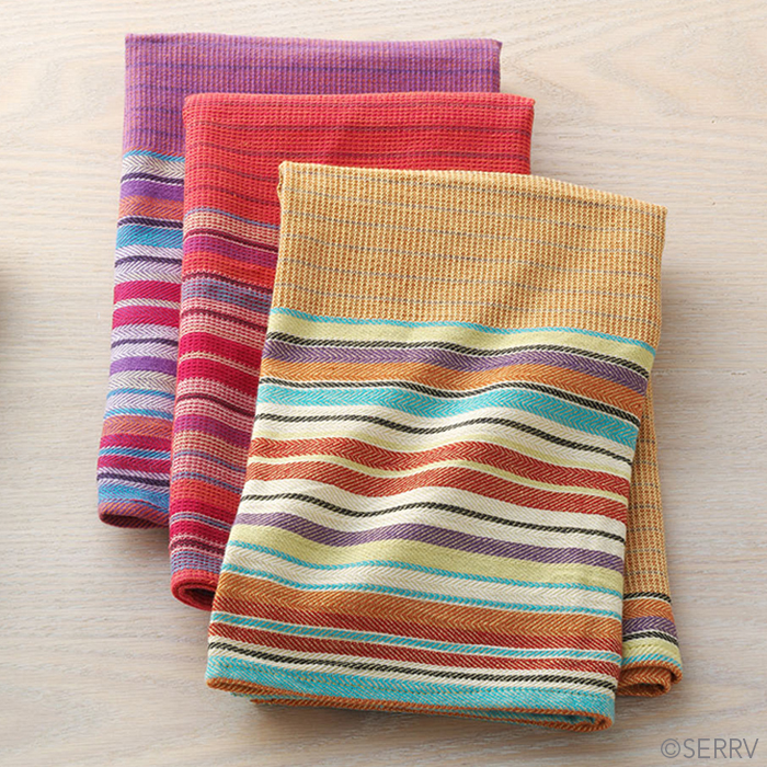Terrace Dish Towels