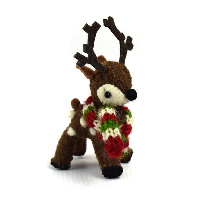 Baby Reindeer Ornament