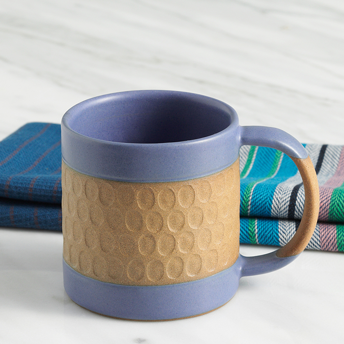 In the Middle Lupine Mug