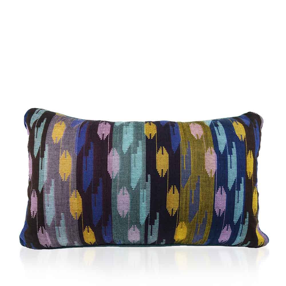 Dhaka Weave Lumbar Pillow