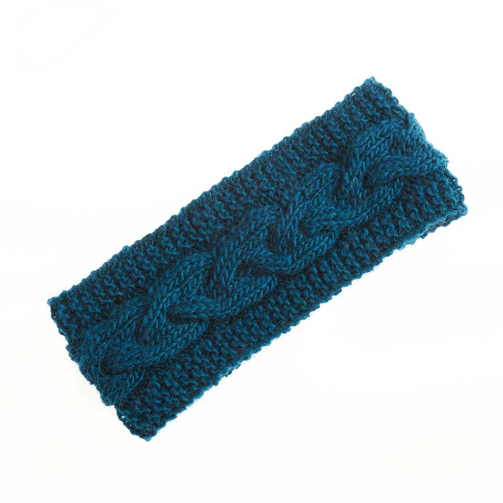 Himalchuli Headband - Teal