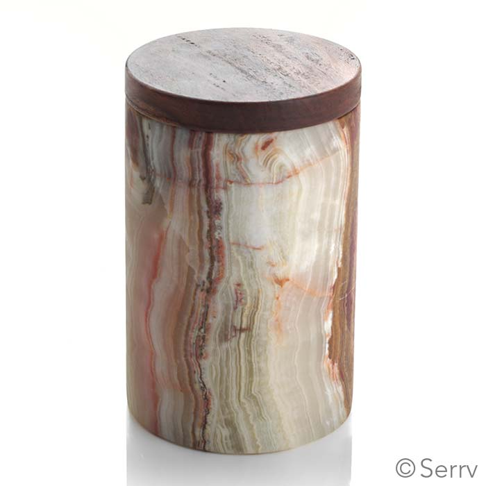 Large Onyx Canister