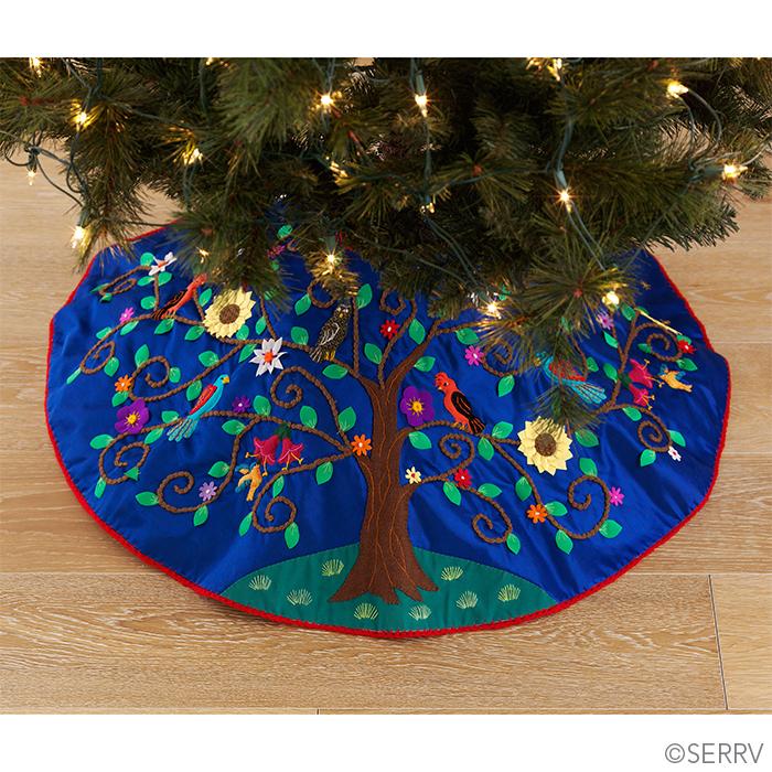 Tree of Life Tree Skirt