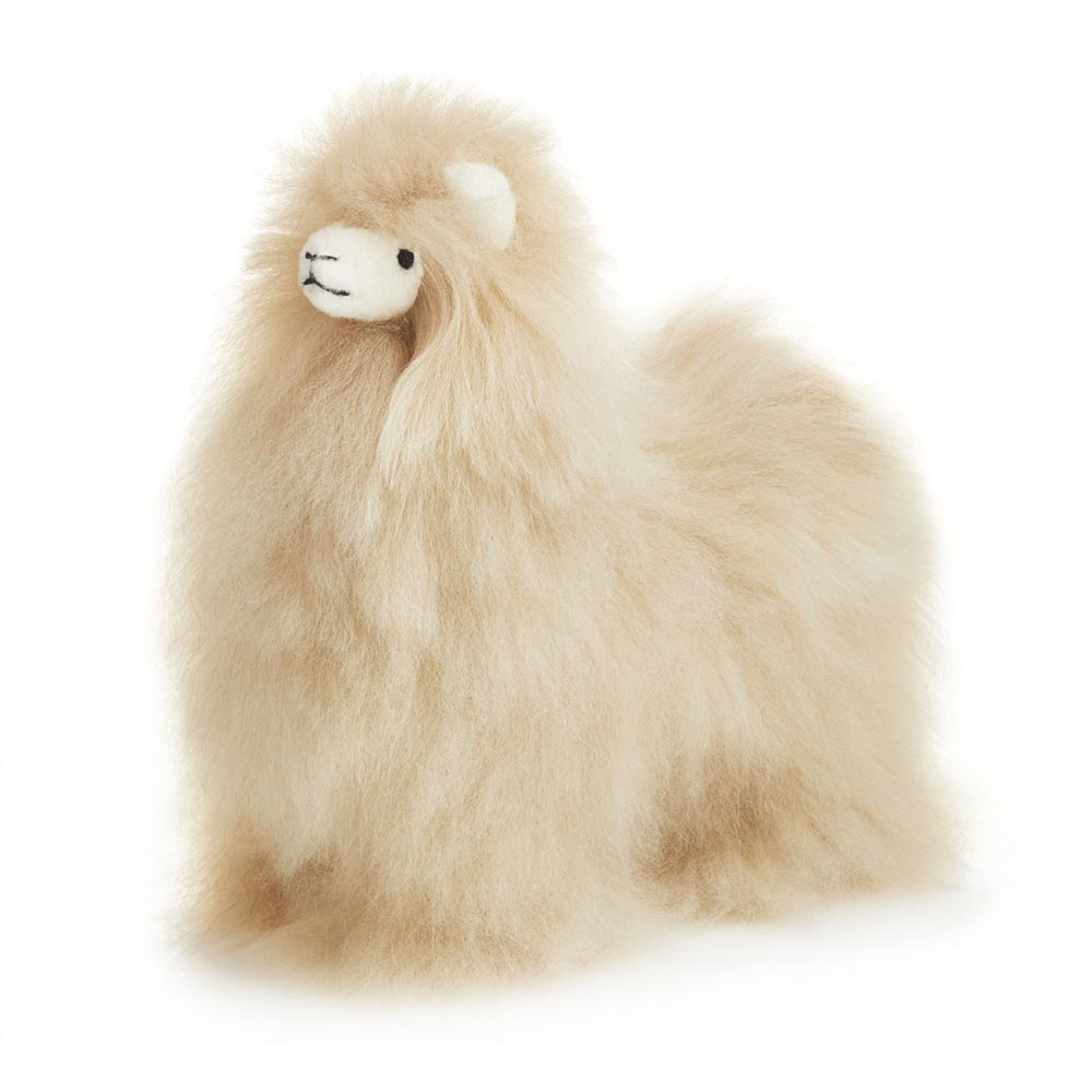 Highland Alpaca - Medium Tan