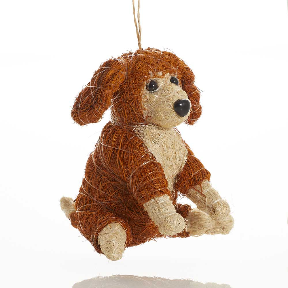 Coco Dog Ornament