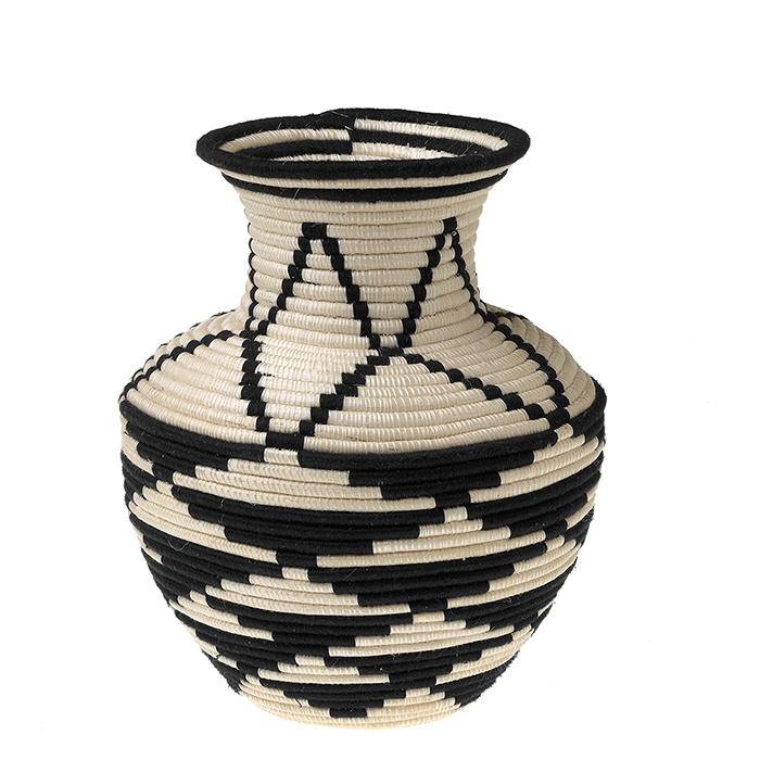 Rwandan Vessel Basket