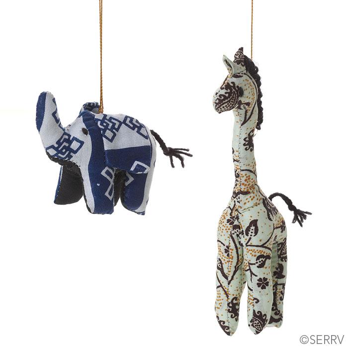 Baby Animal Ornaments