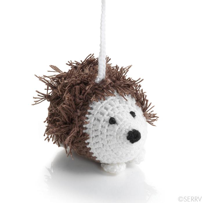 Herbie Hedgehog Ornament