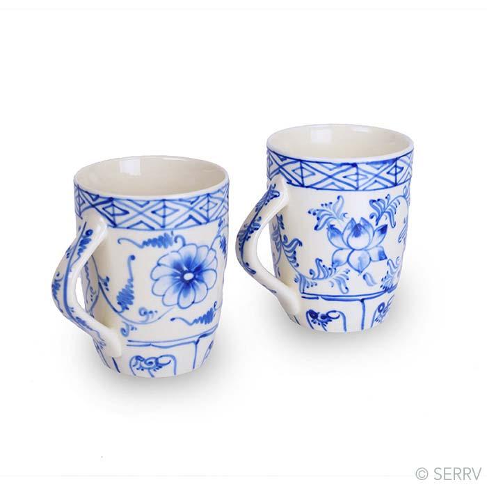 Small Floral Mug Set