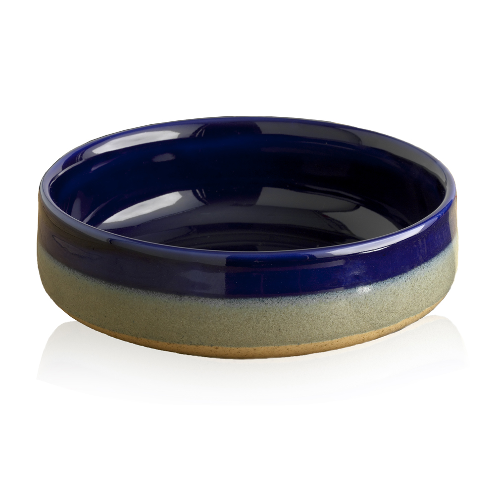 Farmhouse Serving Bowl - Tricolor