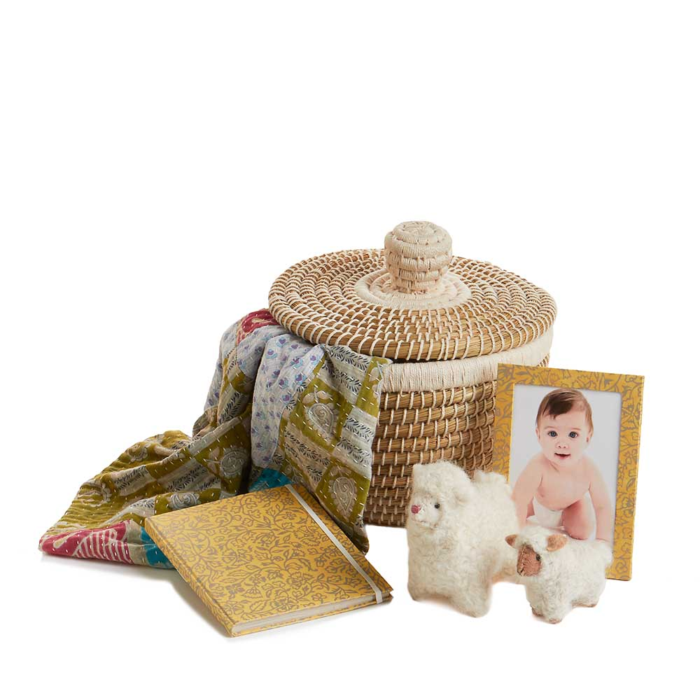 Oh Baby! Gift Basket