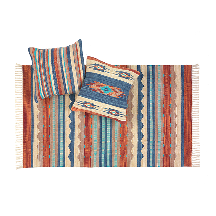Rugs & Pillows