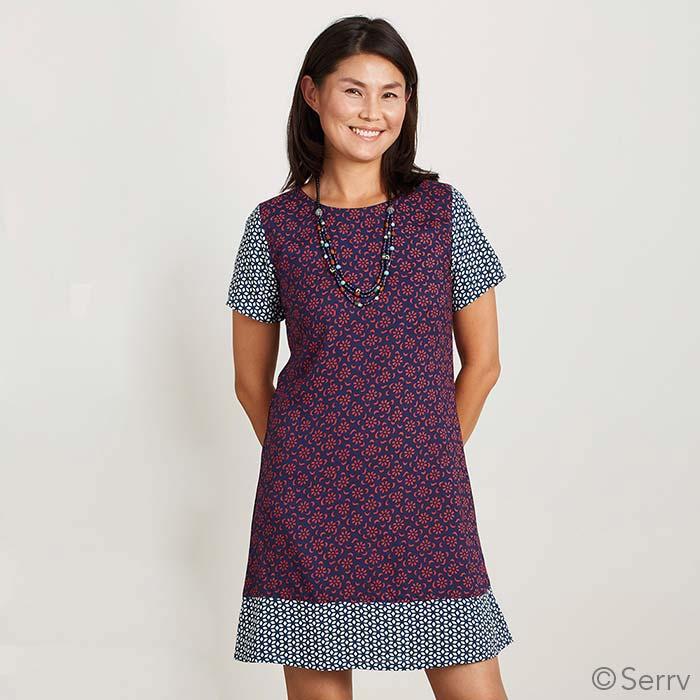Prima Shift Dress