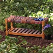 double charpoy stool