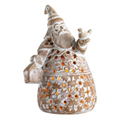 Santa Claus Holiday Lantern
