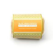 Papaya Aloe Vera Soap