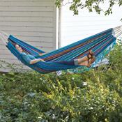 market stripe hammock