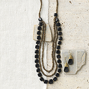 black tagua necklace alt