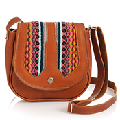 Rounded Camari Crossover Bag
