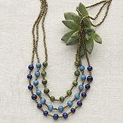 Coralline Necklace