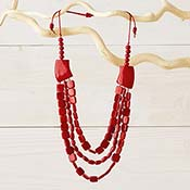 Claret Necklace