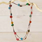 Vistoso Extra Long Necklace