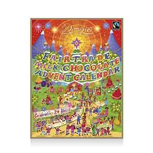 Divine Chocolate Advent Calendar