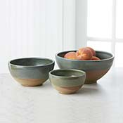 Landscape Series Nesting Bowls Set of 3