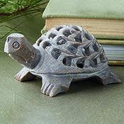 Double-Carved Gorara Turtle