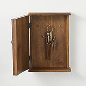 reclaimed wood block wall cabinet alt