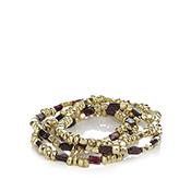 garnet bead bracelets