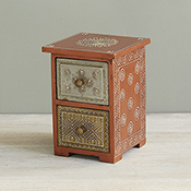 Mahamantra 2-Drawer Chest