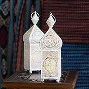 Minaret Votive Lantern