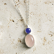 bella pendant necklace
