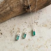 verde pendant necklace