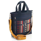 Navy Perfect Carryall
