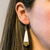 brass tip earrings alt