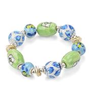 Ceramic Beaded Bracelet