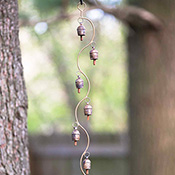 Wavy Wind Chime