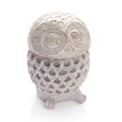 Stone Owl Box