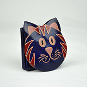Smiling Kitty Coin Purse