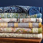 modern jaipur tablecloth
