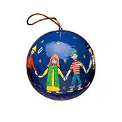 Children of The World Ornament