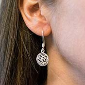 global love earrings alt